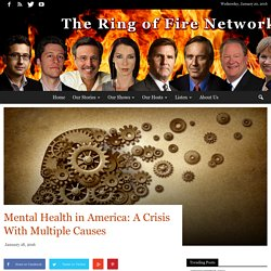 Mental Health in America: A Crisis With Multiple Causes