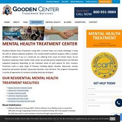 Rehab for Men's & Women's Mental Health in California - Gooden Center