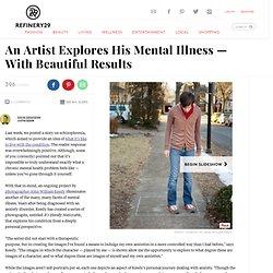 Mental Illness Photo Series - John William Keedy