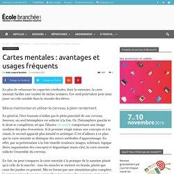 Cartes mentales : avantages et usages fréquents