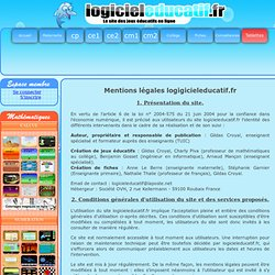 Logicieleducatif.fr