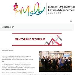 Mentorship – Chicago MOLA