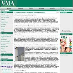 Verre & Menuiserie Actualités - Le magazine des matériaux verriers, de l'alu et du pvc - S1 : Vers des façades techniques et technologiques
