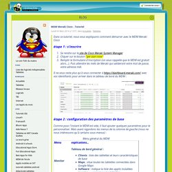MDM Meraki Cisco - Tutoriel - Le coin TUIC du maitre - Iconito