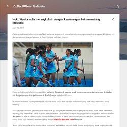 Hoki: Wanita India merangkul siri dengan kemenangan 1-0 menentang Malaysia