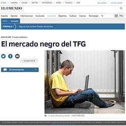 El mercado negro del TFG