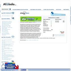 MercadoLibre - Programa de afiliados directo y anunciante privado en Tiendas Online.