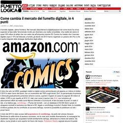 Come cambia il mercato del fumetto digitale, in 4 punti