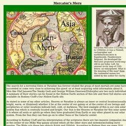 Mercator's Meru