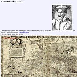 Mercator's Projection