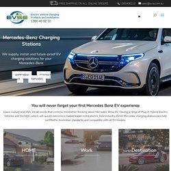 Find Your Mercedes Benz EV Charger - EVSE Australia
