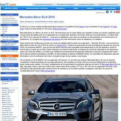 Mercedes-Benz GLA 2014. Información, fotos y precios. km77.com