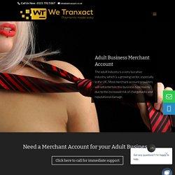 Adult Merchant Account