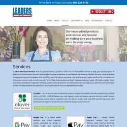 Business Merchant Service