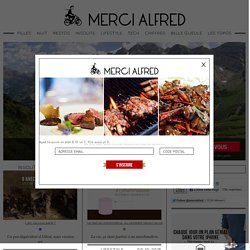 Merci Alfred | Dealer de bons plans