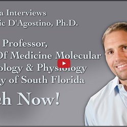 Dr. Mercola and Dr. D'Agostino on Ketogenic Diet