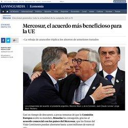 Mercosur, el acuerdo más beneficioso para la UE