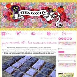 Youpi mercredi #11 : les coussins à textures « Blisscocotte