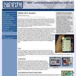 MERG - DCC
