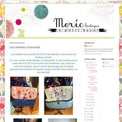 Meric, le petit bazar: Les cartables Linnamorata