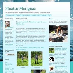 Shiatsu Mérignac: Les étirements de Masunaga (appelés aussi Makko-Ho)