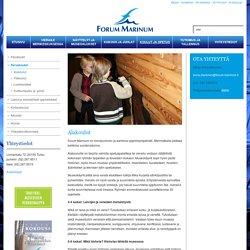 Alakoulut - Merikeskus Forum Marinum - Turku - Merihistori - Kokoustilat - Ravintola Daphne - Suomen Joutsen