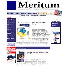 Meritum - Strona Główna