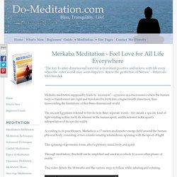 Merkaba meditation - 18 breaths to ecstasy!