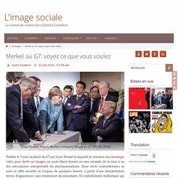 Merkel au G7: voyez ce que vous voulez – L'image sociale