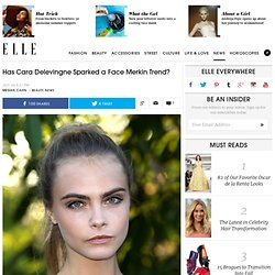 Merkins for Your Face-Brow Wigs To Get Cara Delevingne Eyebrows