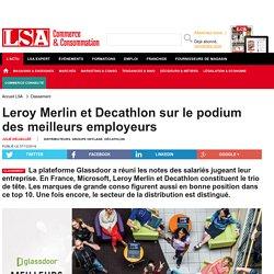 Leroy Merlin et Decathlon sur le podium des... - Marché Multimédia