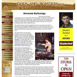 Mermaid Mythology