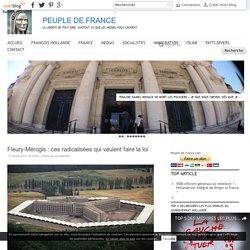 Fleury-Mérogis : ces radicalisées qui veulent faire la loi - PEUPLE DE FRANCE