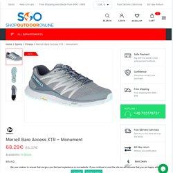 Merrell Bare Access XTR Shoes - Shop Outdoor Online