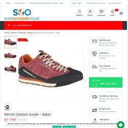 Merrell Catalyst Suede Shoes - Shop Outdoor Online