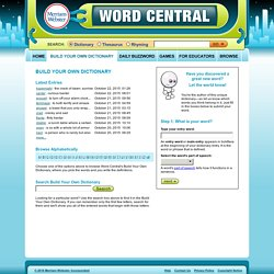 merriam webster dictionary synonyms online