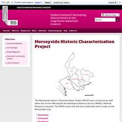 Merseyside Historic Characterisation Project