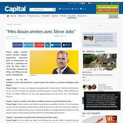 """""""Mes douze années avec Steve Jobs"""""""
