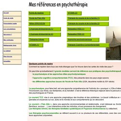 Site d'un psychologue