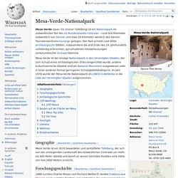 Mesa-Verde-Nationalpark
