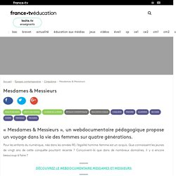Mesdames & Messieurs - Article