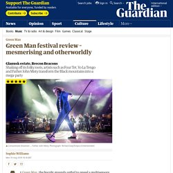 Green Man festival review – mesmerising and otherworldly