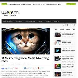 11 Mesmerizing Social Media Advertising Facts