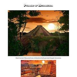 Pyramids of Mesoamerica