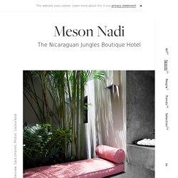 Meson Nadi – Sojournal