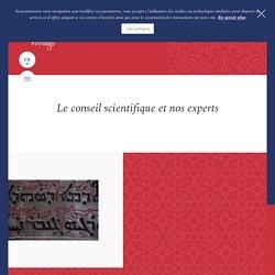Le conseil scientifique et nos experts Mesopotamia Heritage