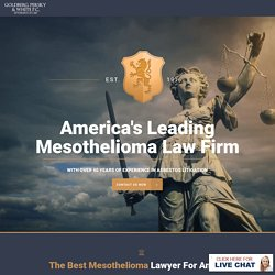 Top Mesothelioma Lawyer