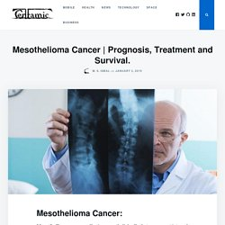 Mesothelioma Cancer - Prognosis, Treatment and Survival
