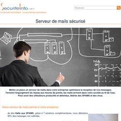 Serveur de messagerie dédié, antispam et antivirus