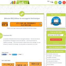 [Mission B2i] Utiliser la messagerie électronique